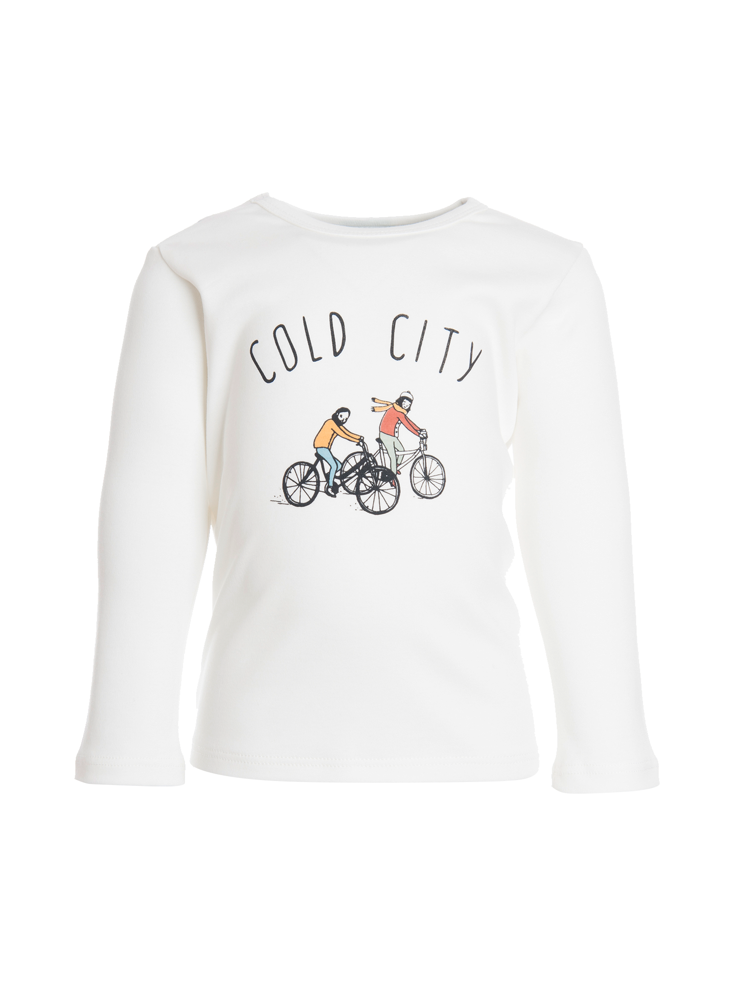 LS BICYCLER T-SHIRT