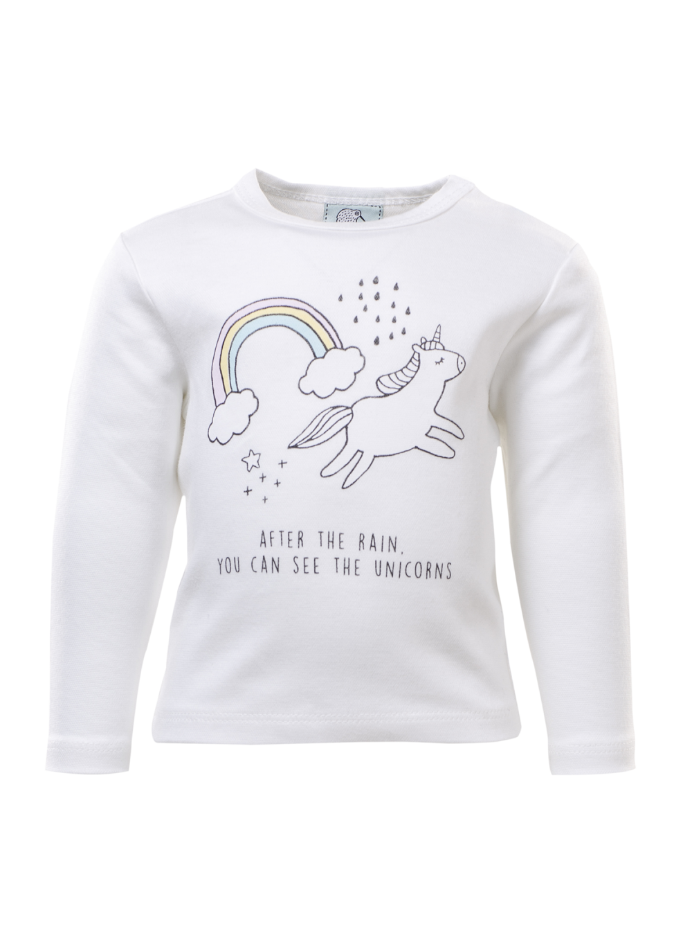 LS KIDS UNICORN T-SHIRT