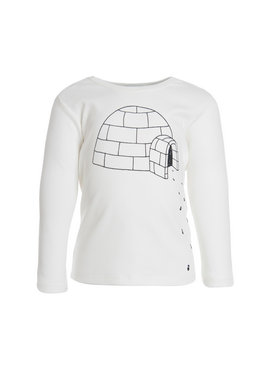LS IGLOO T-SHIRT