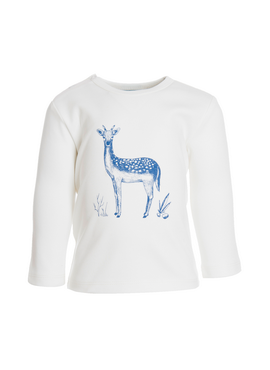 LS DEER T-SHIRT