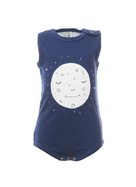 SLEEVELESS MOON BODY