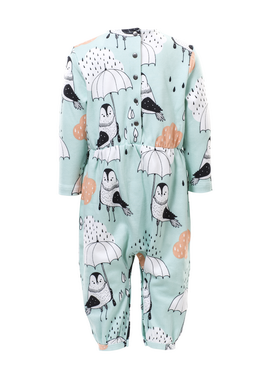 RAIN BIRDS JUMPSUIT