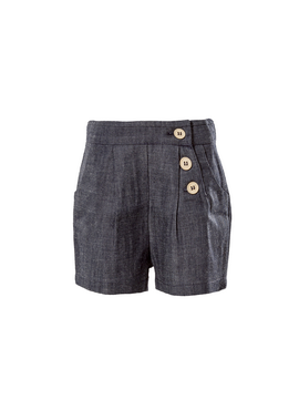 DENIM KIDS SHORTS