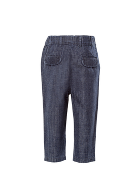WOVEN DENIM KIDS PANTS
