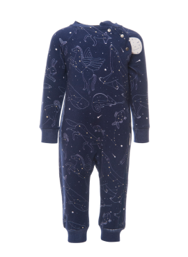 ZIP MAGIC SKY ONESIE